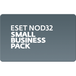 Антивирус ESET NOD32 Small Business Pack на 10 устройств